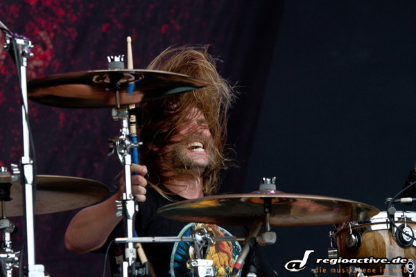 As I Lay Dying (live bei Rock im Park 2010)