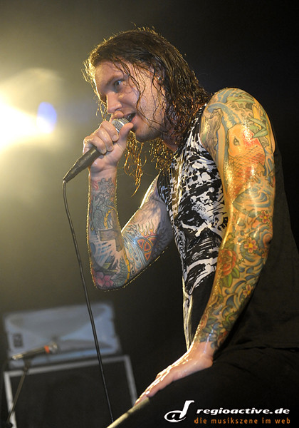 As I Lay Dying ( Live in der Batschkapp Frankfurt 2010)