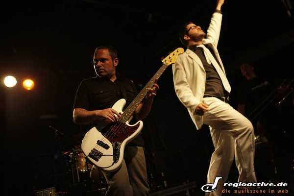 Dr. Woggle and the Radio (live in Weinheim, 2010)