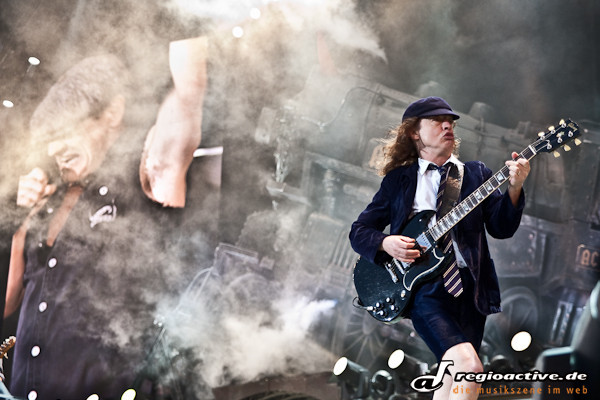 AC/DC (live in Dresden, Festwiese Ostragehege, 2010)